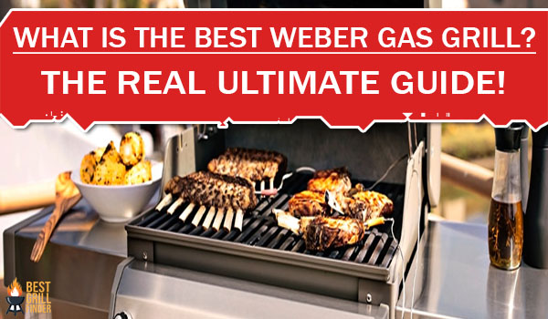 What Is The Best Weber Gas Grill? The Real Ultimate Guide!